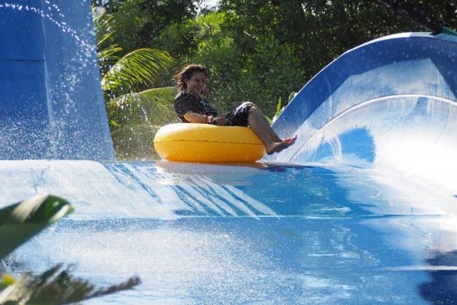 Crazy Slide @ The Carnivall Waterpark Sungai Petani