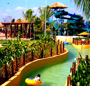 Lazy River @ The Carnivall Waterpark Sungai Petani
