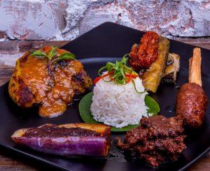 Bali Platter