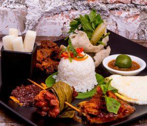 Malay Platter